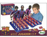 Juego que jugador es del Barça FC BARCELONA